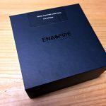 バッテリーの持ちに期待しつつ、超軽量なBluetoothイヤホン「EnacFire CF8003」を買ってみた