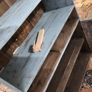 子供用の収納棚を作る(5)